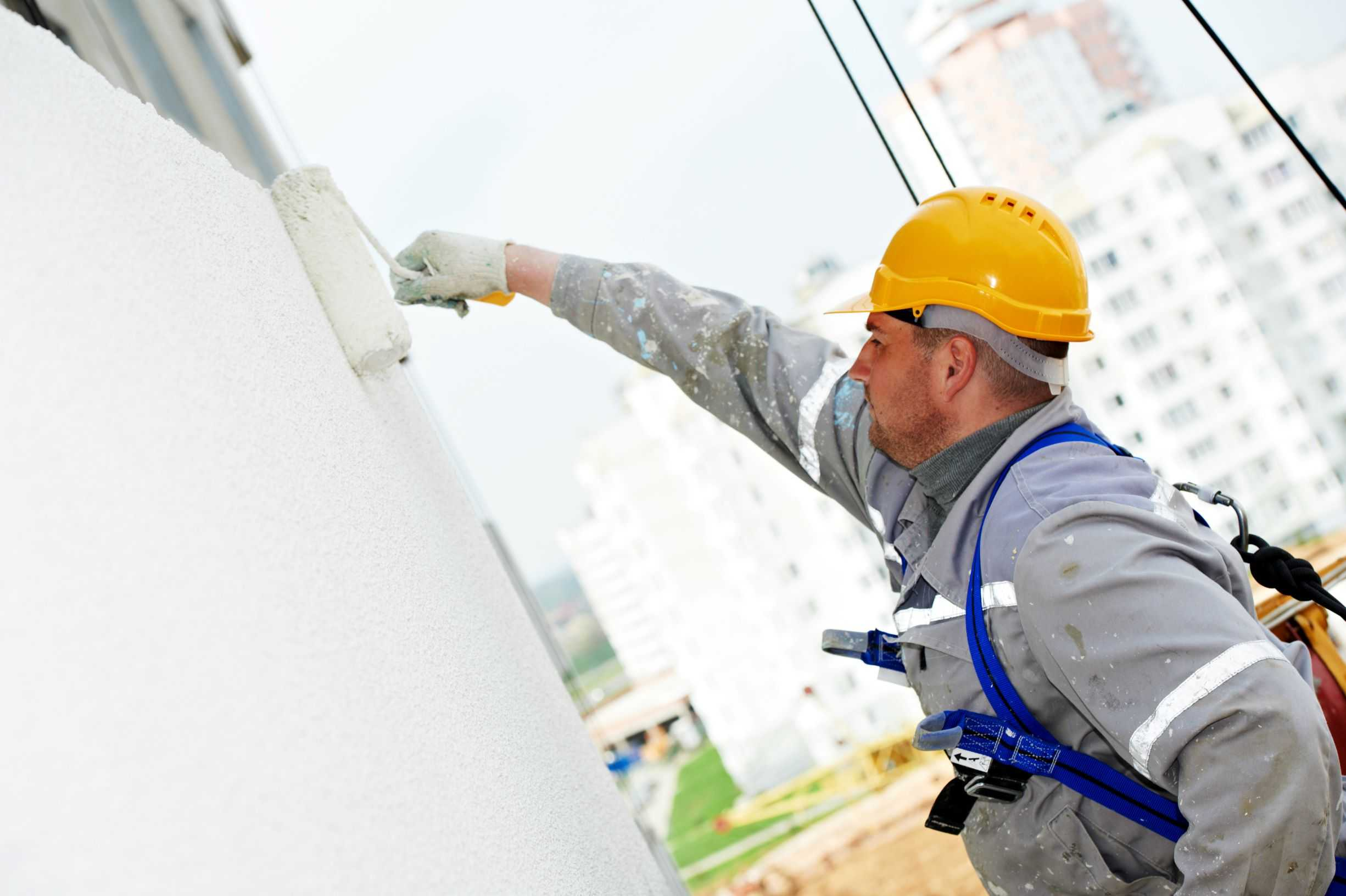 Exterior Commercial Painting Pro Painters