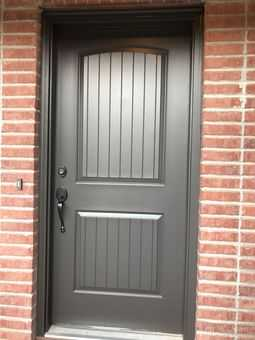 local residential door painters Pro Painters